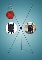 Баннерный мобильный стенд Х баннер 60х160см Эконом