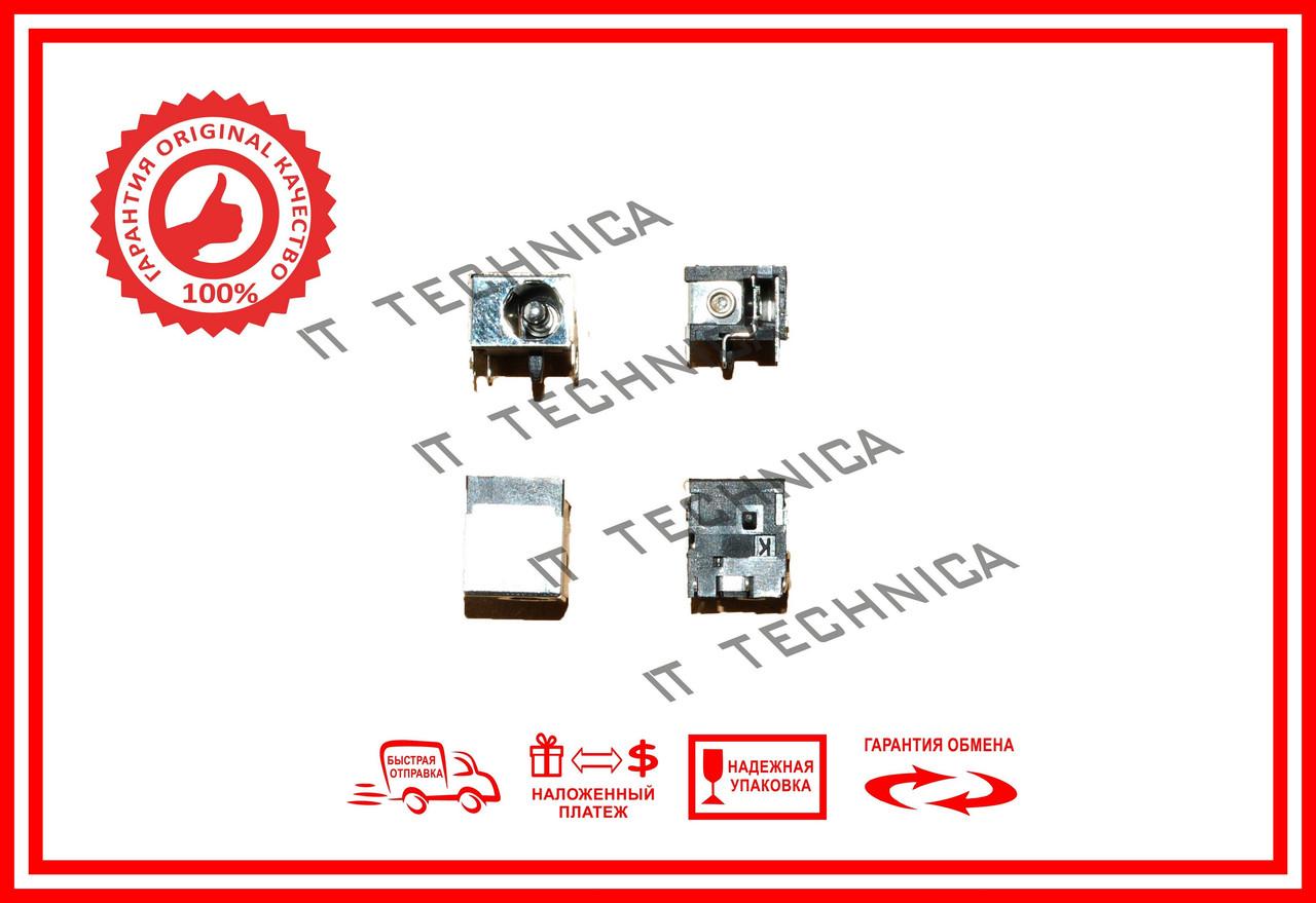 Разъем питания PJ003B 2.5mm (ASUS M3, M3N, M3000N, M6, M6N-1A, M6000N, M6NE, M6V, M6000V, M6VA, W6)
