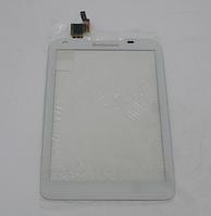 Оригинальный тачскрин / сенсор (сенсорное стекло) для Lenovo S880i (белый цвет)