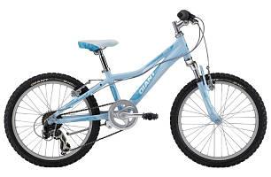 """Детский велосипед Giant Areva 2 20"""" голубой (GT)"""