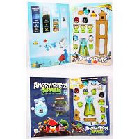 Игра 9180⁄9181  Angry Birds-Space  Angry Birds-Rioбатар.муз.свет.2в.кор.40*5*27 ш.к.⁄36⁄