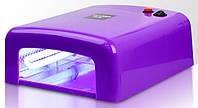 УФ-лампа для сушки ногтей для маникюра (лампа для манікюру, сушіння нігтів)