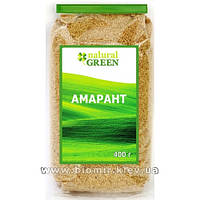 Амарант NATURAL GREEN 400 грамм
