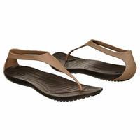 Сандалии вьетнамки женские Crocs Women's Sexi Flip Sandal 40 размера (10US)