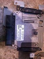 Блок управления двигателем комплект 1.9TDI VOLKSWAGEN CADDY 04- (ФОЛЬКСВАГЕН КАДДИ)