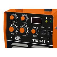 Аппарат аргонодуговой сварки ТехАС TIG/MMA 265 (5,7 кВА)