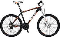 Горный велосипед Giant ATX Elite 1 чёрный/белый/оранжевый M/19 (GT)
