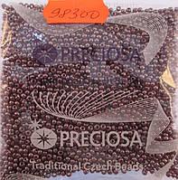 Бисер 10/0, цвет - гнилая вишня,  №98300 (уп.50 грамм)