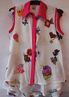 Стильная блузка для девочки , фото 1