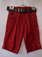 Капри в горошек для мальчиков р-р 2-5 лет, фото 1