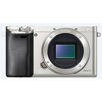 Цифровой фотоаппарат SONY Alpha 6000 kit 16-50mm Silver (ILCE6000LS.CEC)