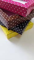 Цветные коробки для пряников и не только