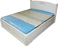 Кровать Валенсия из дерева.
