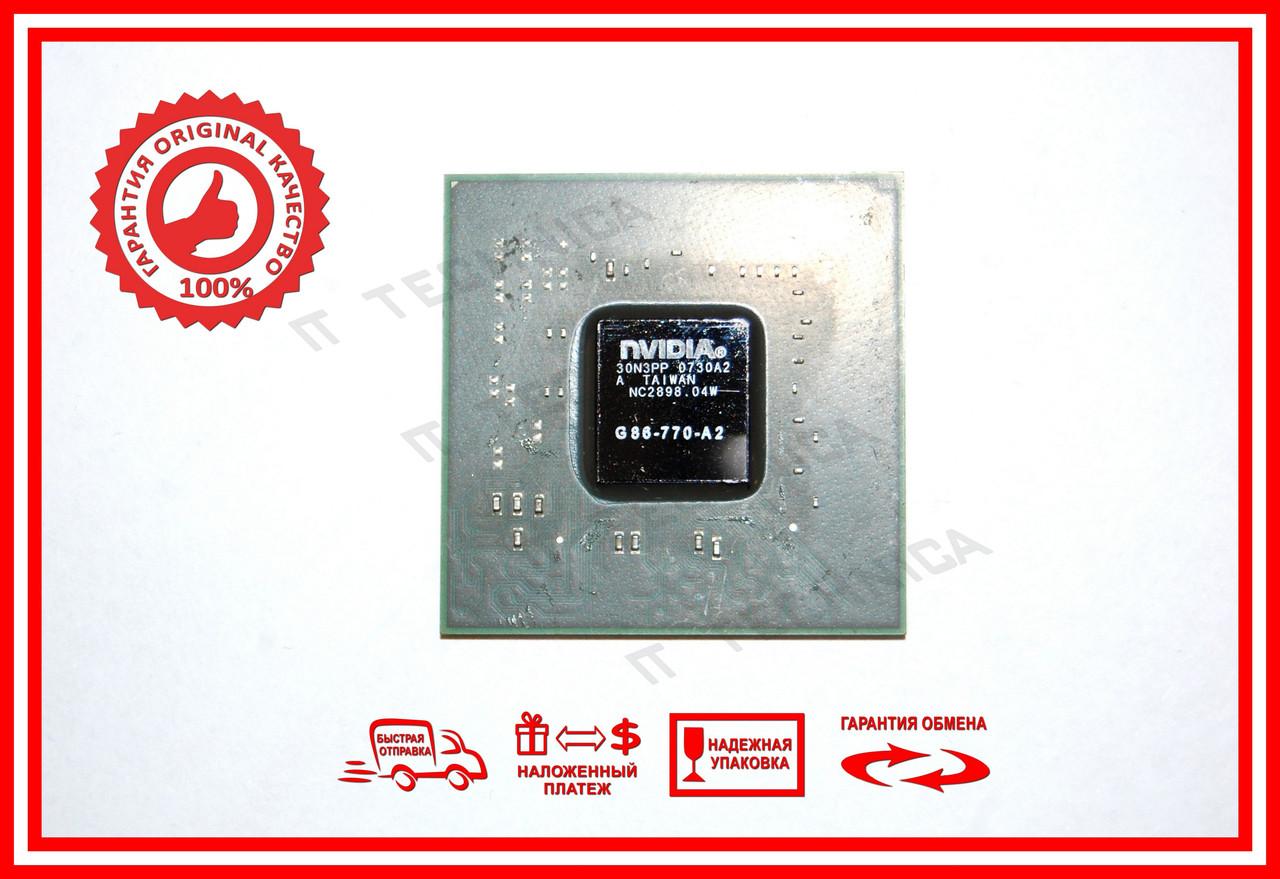 Микросхема NVIDIA G86-770-A2  GeForce 8600M GS G84M видеочип для ноутбука