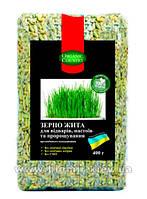 Зерно ржи для проращивания, отваров и настоев органическое, Украина,ORGANIC COUNTRY 400 грамм