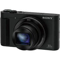 Цифровой фотоаппарат SONY Cyber-Shot HX90 Black (DSCHX90B.RU3), фото 1
