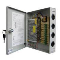 Блок питания 10 А для систем видеонаблюдения  BG-1210/9