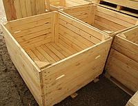 Контейнер для яблок деревянный