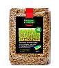 Зерно ячменя неочищенное органическое для проращивания, отваров и настоев, ORGANIC COUNTRY (Украина) 400 грамм