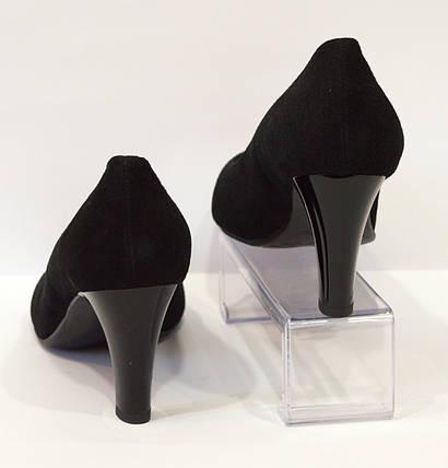 Туфли женские замшевые Marco 3049, фото 2