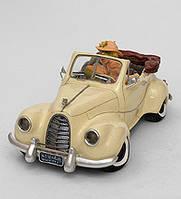 Коллекционная сувенирная модель автомобиля My New Fiancee Forchino, ручная работа FO 85069