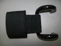 Ремни на запястье с крюками для уменьшения нагрузки на пальцы (2шт) TA-8130 (PL, металл)