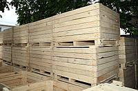 Ящики крупногабаритные деревянные