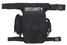 Сумка тактична Hip Bag (Black)