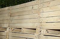 Тара деревянная крупногабаритная