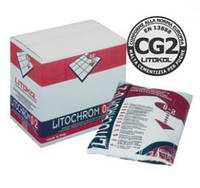 Litokol Litochrom 0-2мм 5кг - Литокол Литохром - затирка на цементной основе