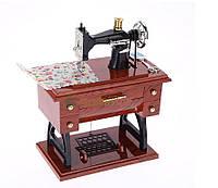 Швейная машина музыкальная шкатулка, фото 1