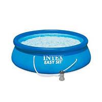 Бассейн с фильтром Intex Easy Set Pool 366x84 см