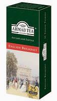 """Чай """"Ahmad"""" английский завтрак 25 пакетиков"""