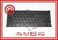 """Клавиатура APPLE Macbook Air A1369 A1466 MC965 MC966 MC503 13"""" черная (горизонтальный энтер) RU/US"""