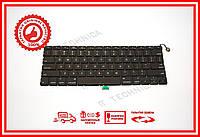 """Клавиатура APPLE MacBook Air A1237 A1304 MB003 MB233 MB234 11.6""""; черная (горизонтальный энтер) US"""