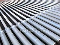 Олимпийские грифы для штанг оцинкованные, 20 кг, 2.2 м, фото 1