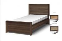 Кровать односпальная Палермо ММ  /  Ліжко односпальне Палермо ММ