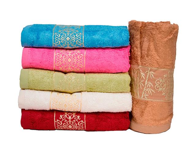 Махровые полотенца Mariposa Bamboo