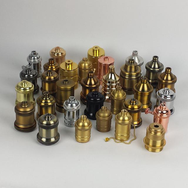 Патроны (электрические) для ламп Edison