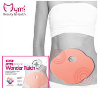 Пластырь для похудения на живот MYMI Wonder Patch( Belly) Муми Вондер Патч Белли, фото 1