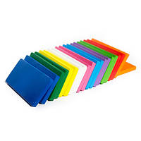 Цветные плашки, NATI