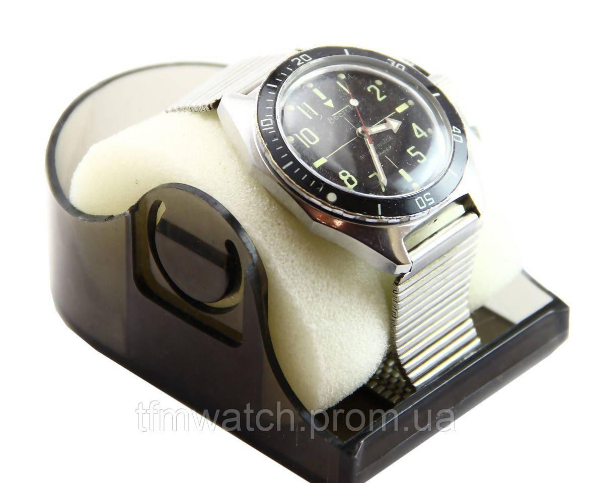 Механические часы Восток Амфибия восьмигранная СССР