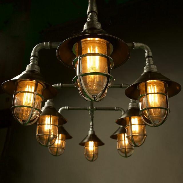 Светильники (LOFT)