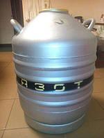 Сосуд Дьюара СК-25 криогенная емкость