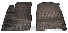 Поліуретанові передні килимки в салон Honda CR-V III 2007-2011 (AVTO-GUMM)