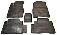 Полиуретановые коврики в салон Honda CR-V III 2007-2011 (AVTO-GUMM)
