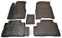 Поліуретанові килимки в салон Honda CR-V III 2007-2011 (AVTO-GUMM)