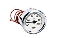 Pak 60/200/1m  — Термометр капиллярный d=60мм, 200˚С, длина трубки 1000мм, класс точности KL 2,0, фото 1