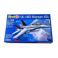 Сборная модель Revell Истребитель F/A-18D Wild Weasel 1:144 (4064)