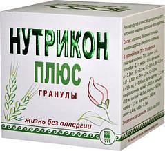 Нутрикон Плюс - на основе отрубей и микроводоросли спирулины платенсис